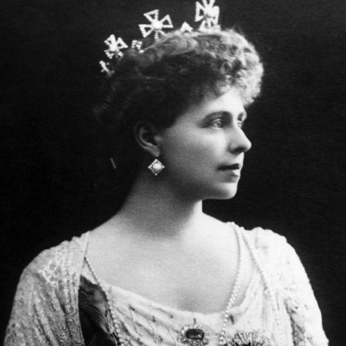 Regina Maria descoperind Sinaia (1893)